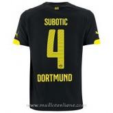 Maillot Borussia Dortmund Subotic Exterieur2014 2015 Acheter