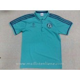 Maillot Chelsea Champion Polo Cyan 2016 Commerce De Gros