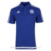 Maillot Chelsea Polo Bleu 2016 Soldes Marseille