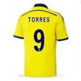 Maillot Chelsea Torres Exterieur 2014 2015 Ventes Privées