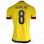 Maillot Colombie Aguilar Domicile 2015 2016 En Soldes