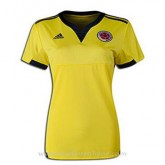 Maillot Colombie Femme Domicile 2015 2016 Officiel