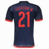 Maillot Colombie Jackson Exterieur 2015 2016 Pas Cher