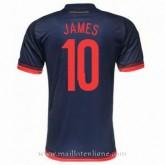 Maillot Colombie James Exterieur 2015 2016 Pas Cher Nice