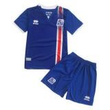 Maillot De Islande Enfant Domicile Euro 2016 Soldes