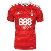 Maillot De Nottingham Forest Domicile 2016/2017 Original