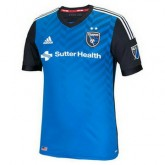 Maillot De San Jose Earthquakes Domicile 2016/2017 France Métropolitaine