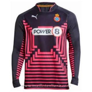 Maillot Espanyol Manche Longue Goalkeeper Exterieur 2014 2015 Magasin De Sortie