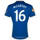 Maillot Everton Mccarthy Domicile 2014 2015 Vendre Lyon