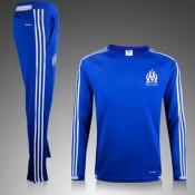Maillot Formation Ml Marseille Bleu 2016 2017 Boutique