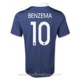 Maillot France Benzema Domicile 2014 2015 Remise Lyon