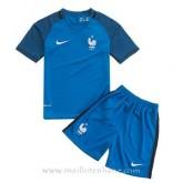 Maillot France Enfant Domicile Euro 2016 Soldes