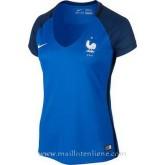 Maillot France Femme Domicile Euro 2016 Soldes Provence