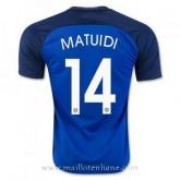Maillot France Matuidi Domicile Euro 2016 Ventes Privées
