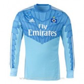 Maillot Hambourg Ml Goalkeeper 2014 2015 Europe