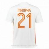 Maillot Hollande Memphis Exterieur 2015 2016 Site Francais