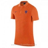 Maillot Hollande Polo Orange Euro 2016 Site Officiel France