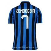 Maillot Inter Milan Kondogbia Domicile 2015 2016 Commerce De Gros