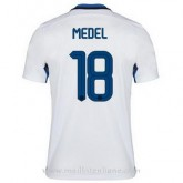 Maillot Inter Milan Medel Exterieur 2015 2016 Officiel