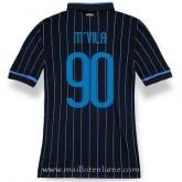 Maillot Inter Milan Mvila Domicile 2014 2015 Original