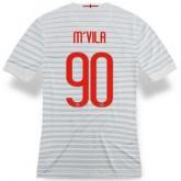 Maillot Inter Milan Mvila Exterieur 2014 2015 Paris