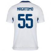 Maillot Inter Milan Nagatomo Exterieur 2015 2016 Pas Cher Nice