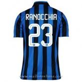 Maillot Inter Milan Ranocchia Domicile 2015 2016 Prix En Gros
