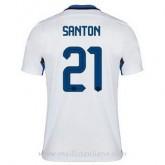 Maillot Inter Milan Santon Exterieur 2015 2016 Promos