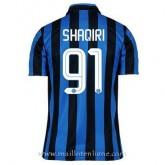 Maillot Inter Milan Shaqiri Domicile 2015 2016 Promos Code