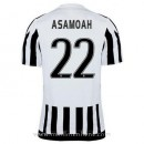 Maillot Juventus Asamoah Domicile 2015 2016 Bonnes Affaires