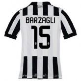 Maillot Juventus Barzagli Domicile 2014 2015 Boutique France