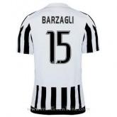Maillot Juventus Barzagli Domicile 2015 2016 Boutique Paris