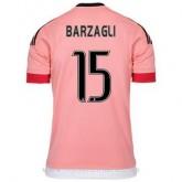 Maillot Juventus Barzagli Exterieur 2015 2016 En Ligne