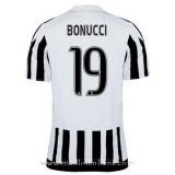 Maillot Juventus Bonucci Domicile 2015 2016 En Soldes