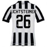 Maillot Juventus Lichtsteiner Domicile 2014 2015 Remise prix