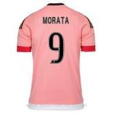 Maillot Juventus Morata Exterieur 2015 2016 Vente En Ligne