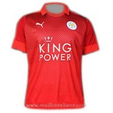 Maillot Leicester City Exterieur 2016 2017 Boutique Paris