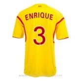 Maillot Liverpool Enrique Exterieur 2014 2015 Vendre Marseille