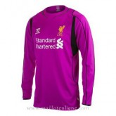 Maillot Liverpool Manche Longue Goalkeeper 2014 2015 Pas Cher Nice
