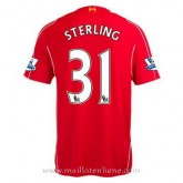 Maillot Liverpool Sterling Domicile 2014 2015 Pas Cher Provence