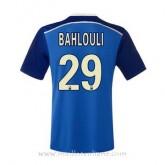 Maillot Lyon Bahlouli Exterieur 2014 2015 Magasin Lyon