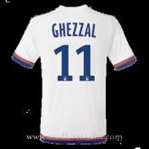 Maillot Lyon Ghezzal Domicile 2015 2016 Boutique France