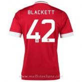 Maillot Manchester United Blackett Domicile 2015 2016 Prix En Gros