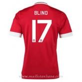 Maillot Manchester United Blind Domicile 2015 2016 Promos