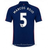Maillot Manchester United Marcos Troisieme 2014 2015 France Magasin