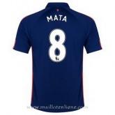 Maillot Manchester United Mata Troisieme 2014 2015 Lyon