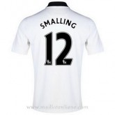 Maillot Manchester United Smalling Exterieur 2014 2015 Promo prix