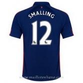 Maillot Manchester United Smalling Troisieme 2014 2015 Promo Prix Paris