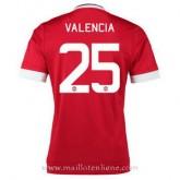 Maillot Manchester United Valencia Domicile 2015 2016 Rabais prix