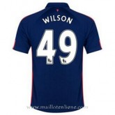 Maillot Manchester United Wilson Troisieme 2014 2015 Soldes Marseille